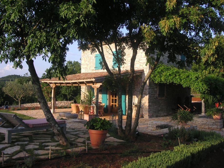 Ferienhaus mit Terasse