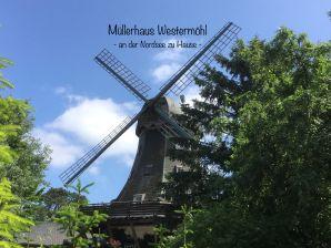 Ferienwohnung Müllerhaus Westermöhl