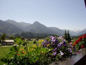 Ferienwohnung Sonnenkopf im Züchterhof