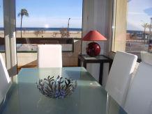 Ferienwohnung Paradies 64 am Strand mit Meerblick und Garage
