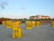Ferienwohnung 227 in der Kurparkresidenz Cuxhaven