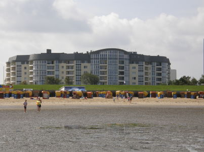 126 A in der Kurparkresidenz Cuxhaven