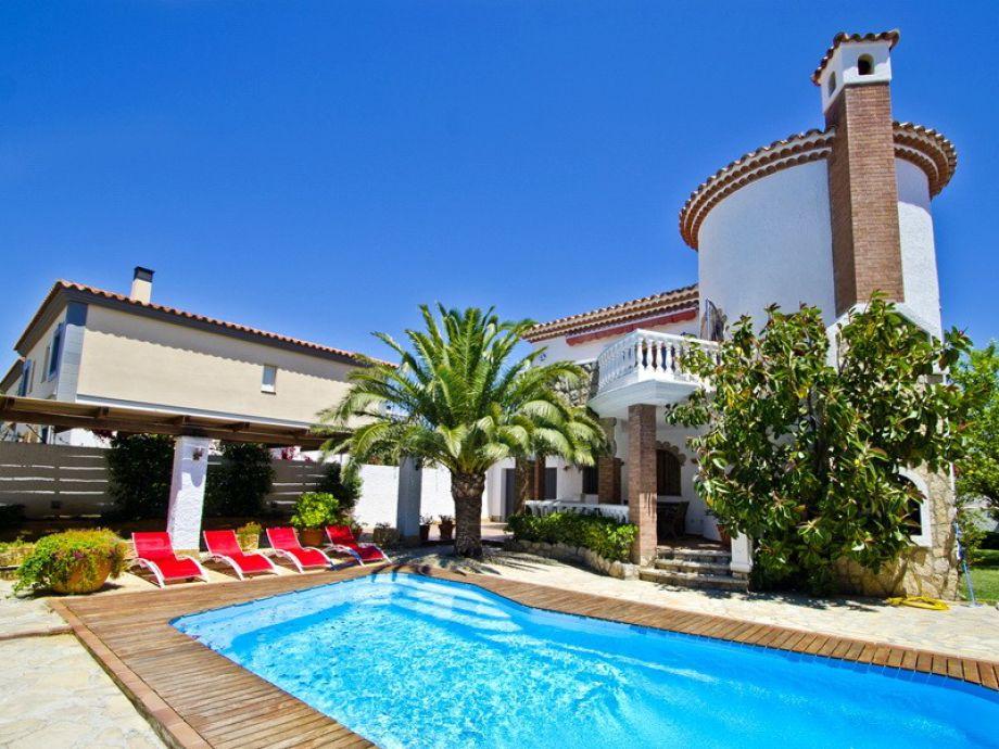 Außenaufnahme Villa Noguera M409-183