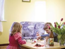 Ferienwohnung Glückliche Kinder