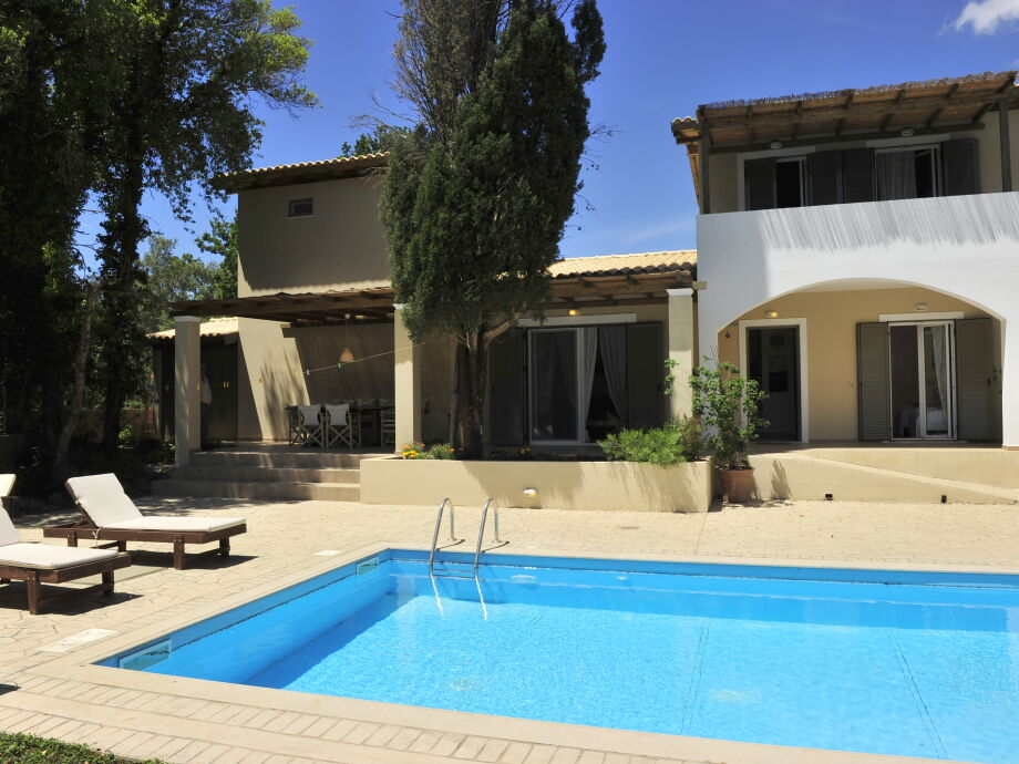 Villa Elegance auf Korfu