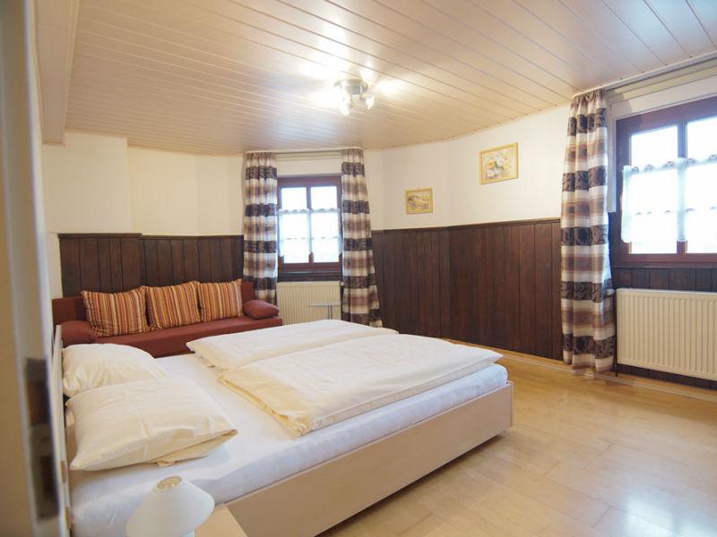 Holiday apartment Zum Schloss