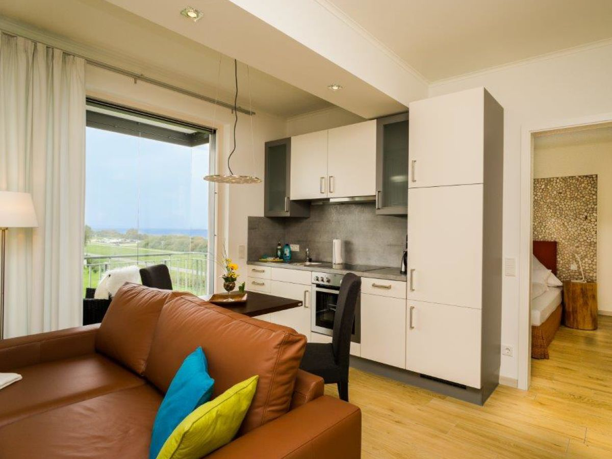 2 raum apartment im ostseedomizil la mer ostsee firma ostseedomizil la mer gmbh co kg. Black Bedroom Furniture Sets. Home Design Ideas