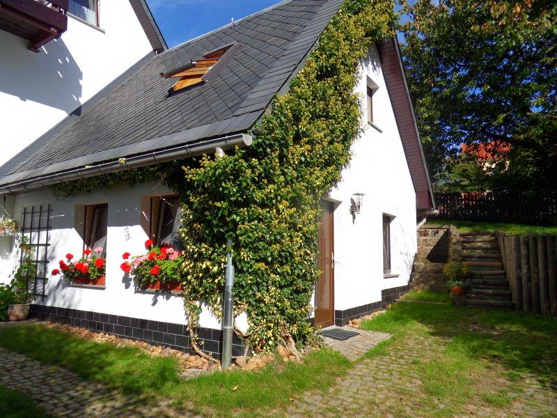 Ferienwohnung im Ferienhaus Friebel Sächsische Schweiz