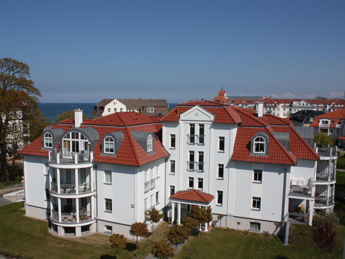Ferienwohnung Strandpalais Kuhlungsborn West Familie Franz