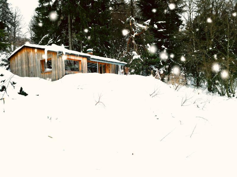 Berghütte Herzblatt