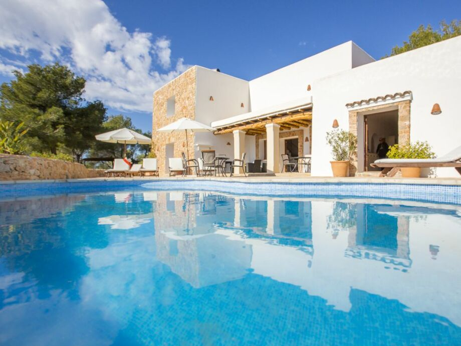 Außenaufnahme Can Morna 2 / Casa Formentera