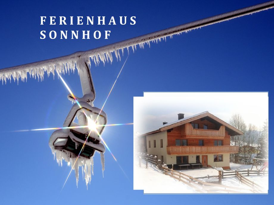 Ferienhaus Sonnhof mit Seeblick und Traum-Lage