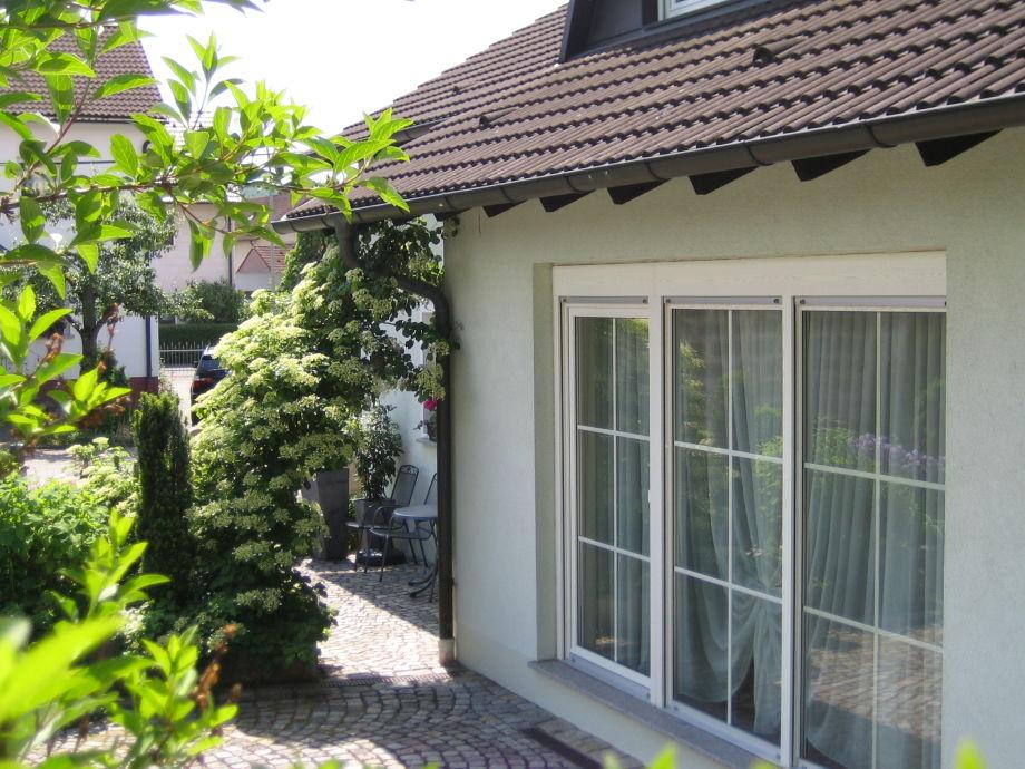5* Ferienwohnung Schmetterlingsgarten mit Terrasse