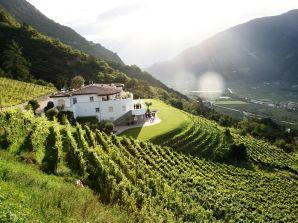 Ferienwohnung Oberlahnbach - Pergola