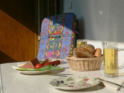 3 Hörnerblick im Gästehaus Gaisalpe