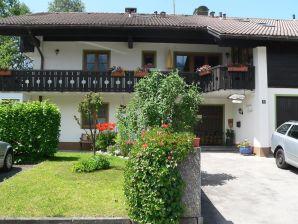 Ferienwohnung 7 Regenbogen im Gästehaus Gaisalpe