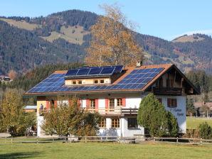Ferienwohnung Sonnenkopf im Landhaus Alpenhof