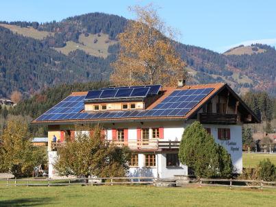 Ferienwohnung Ost im Landhaus Alpenhof