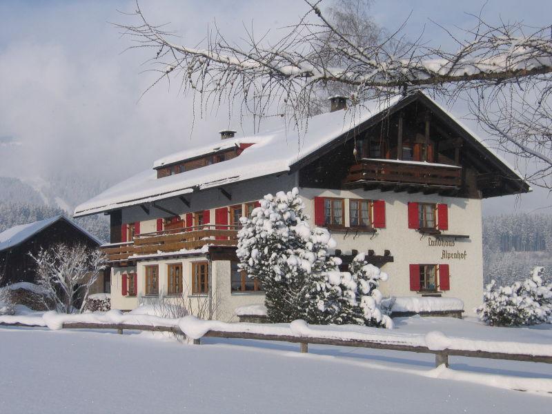 Holiday apartment Ferienwohnung Ost im Landhaus Alpenhof