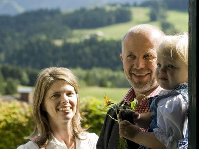 Ihr Gastgeber Johann u. Petra Kronreif