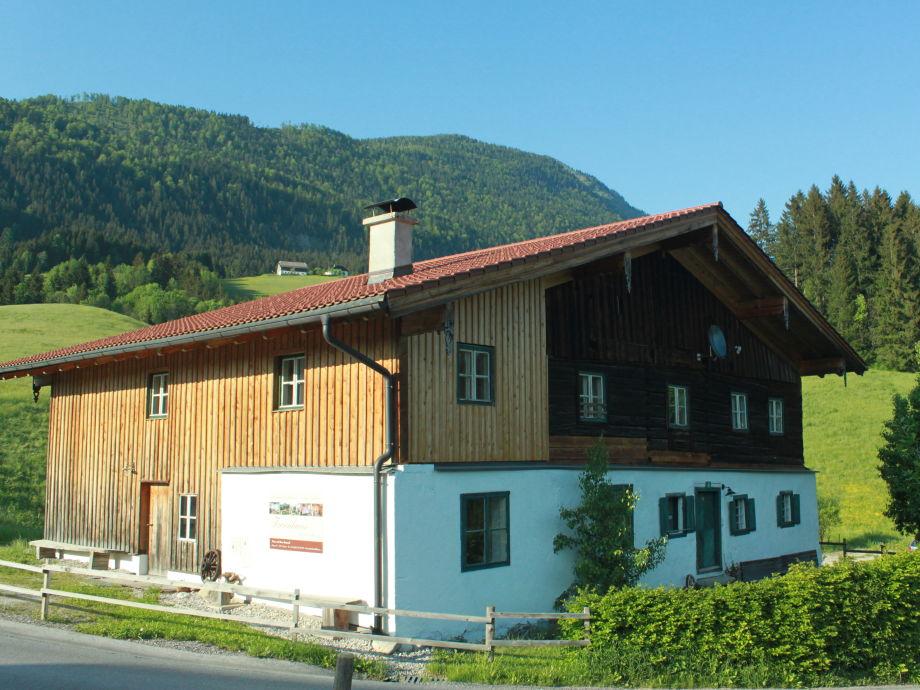 Unser uriges Bauernhaus ist ca. 300 Jahre alt