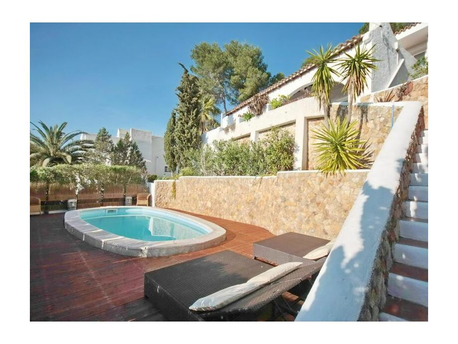 Ferienhaus Can Laurant mit Pool