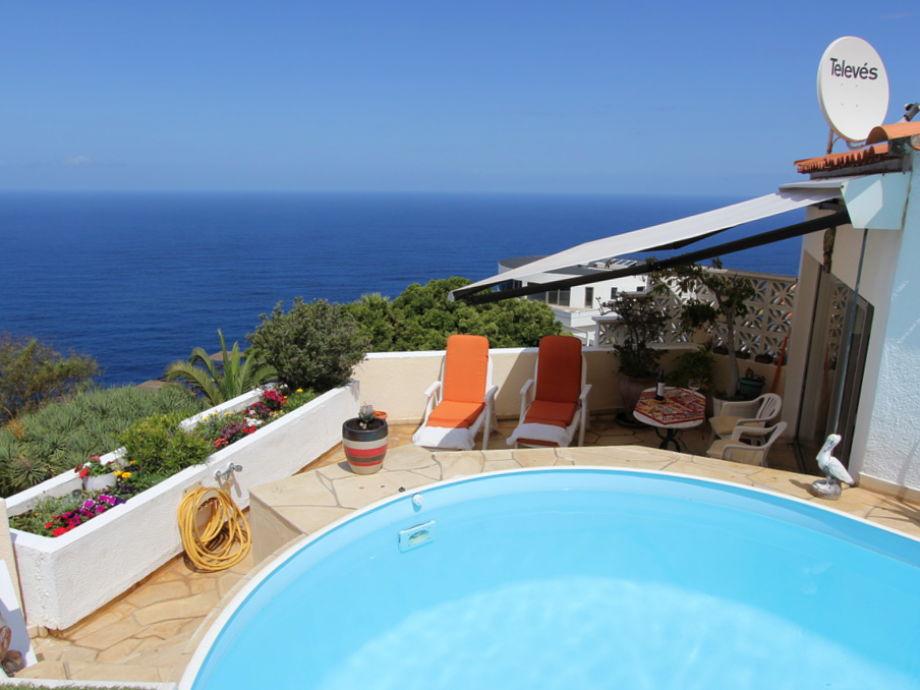 Casa Pelican -Teneriffa Nordost- mit eigenem Pool