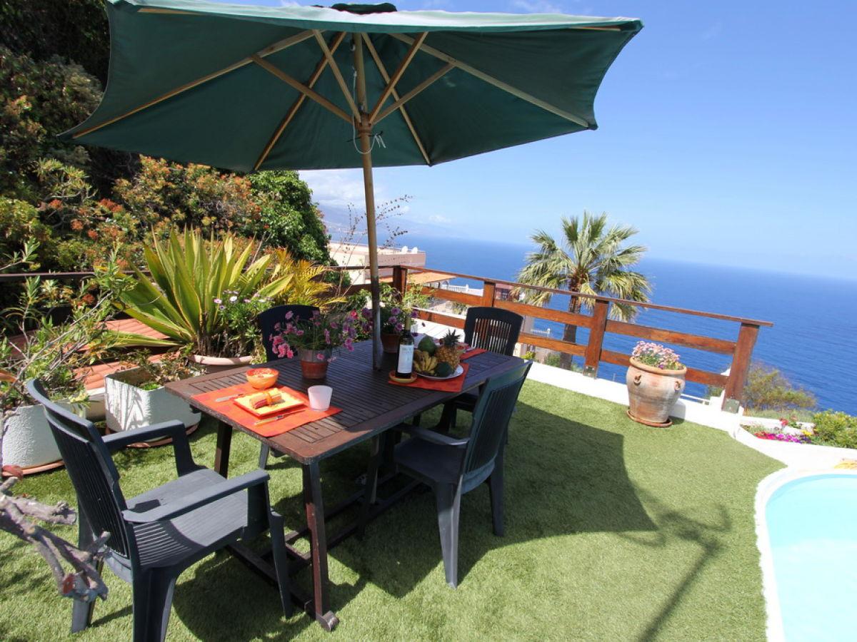 ferienwohnung penthouse casa pelican el sauzal herr uwe scharnitzky. Black Bedroom Furniture Sets. Home Design Ideas