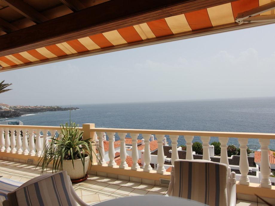 Penthouse mit einem einzigartigen Ausblick auf das Meer