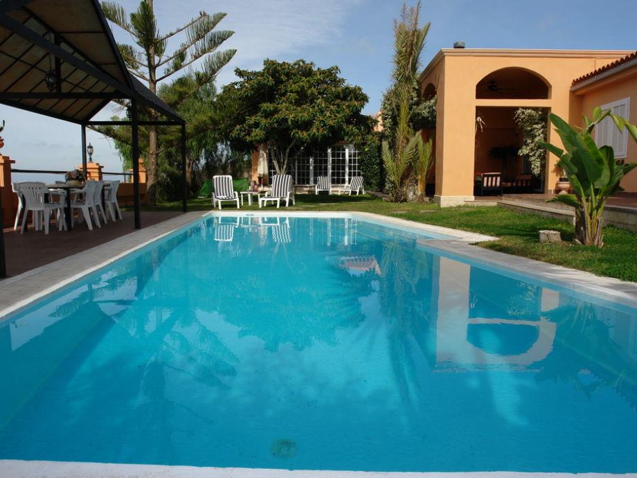 Villa Almendros mit Pool auf Teneriffa