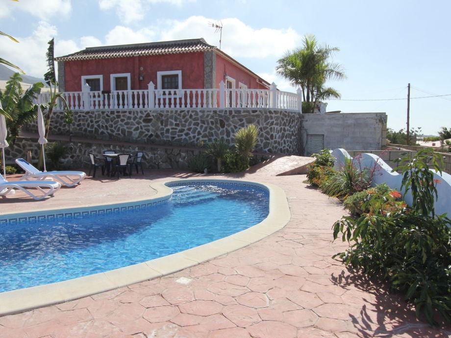 Finca Vivaldi - Nähe Playa San Juan