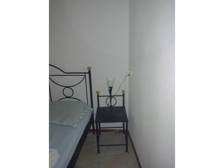 Apartment de wijde blick nord holland callantsoog for Kleines doppelbett