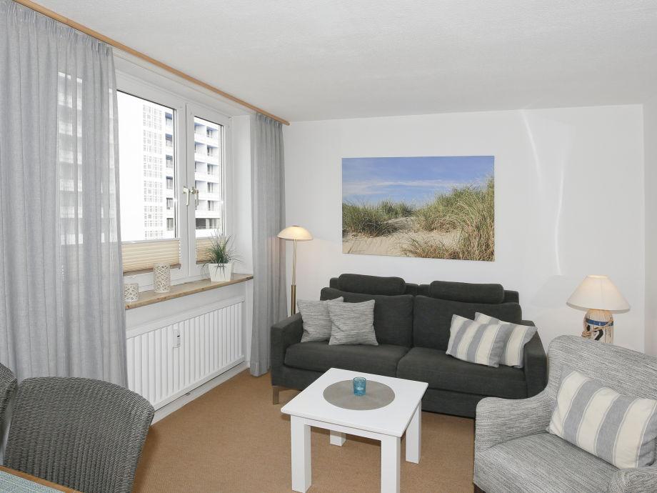 Appartement AD3-4B Wohnzimmer