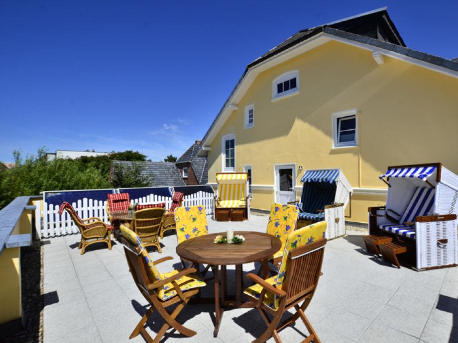 Außenaufnahme Haus Suedstrand (Bi46-Sued1)