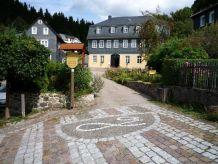 """Ferienwohnung Romantik- Ferienwohnung """"Christiane"""" im Goethehaus"""
