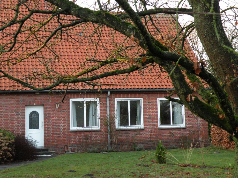 Außenaufnahme Altes Pastorenhus