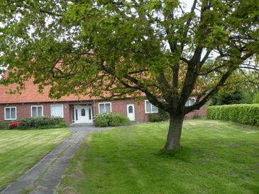 Holiday apartment Altes Pastorenhus