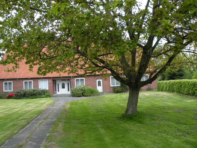 Holiday apartment Altes Pastorenhus