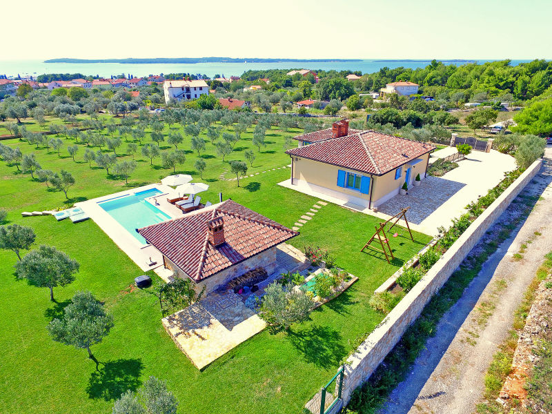 Villa with wonderful sea view