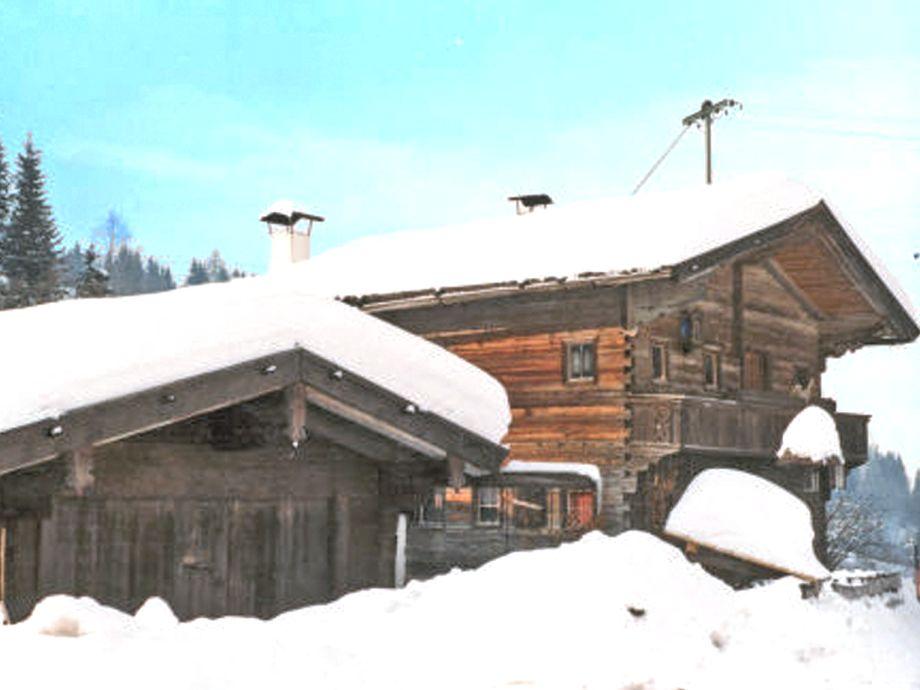 Winter in Alpbach