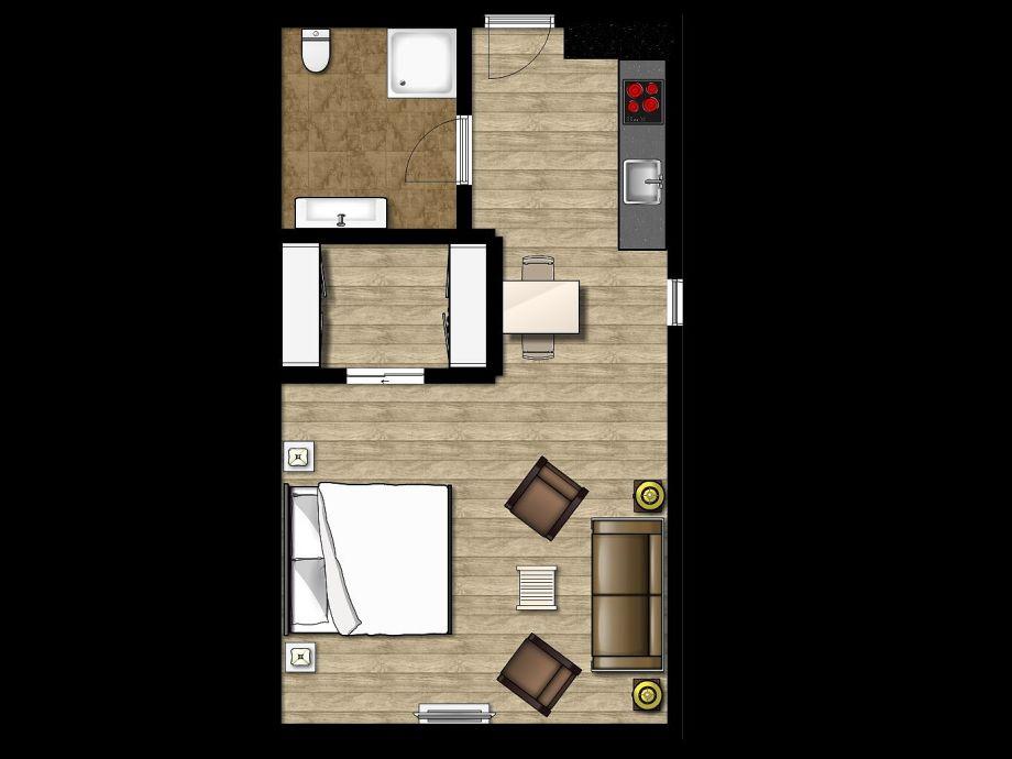 ferienwohnung capt 39 n drake weisses haus am meer 48 04. Black Bedroom Furniture Sets. Home Design Ideas