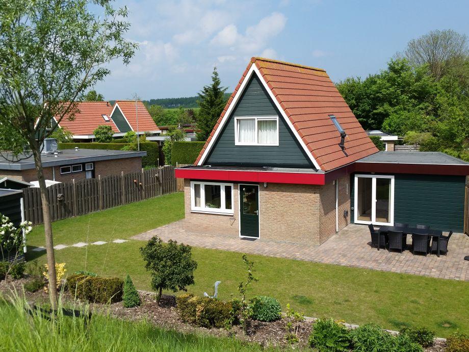 das Haus mit dem schönen Garten