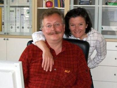 Ihr Gastgeber Karl Litzinger