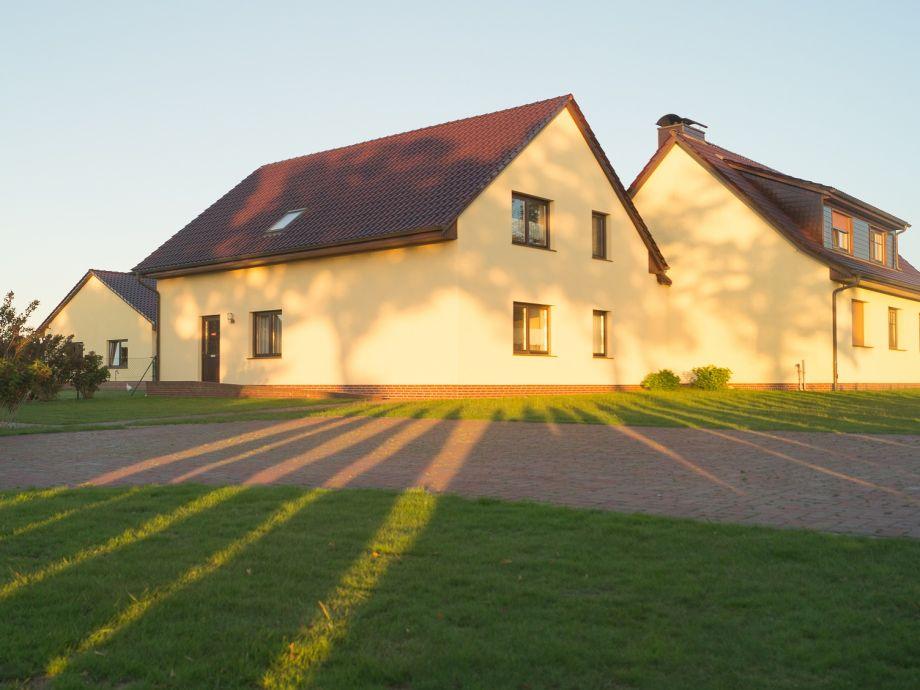 Ferienhaus mit angrenzendem Wohnhaus
