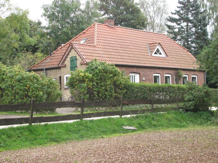 Das 100 Jahre alte Landhaus