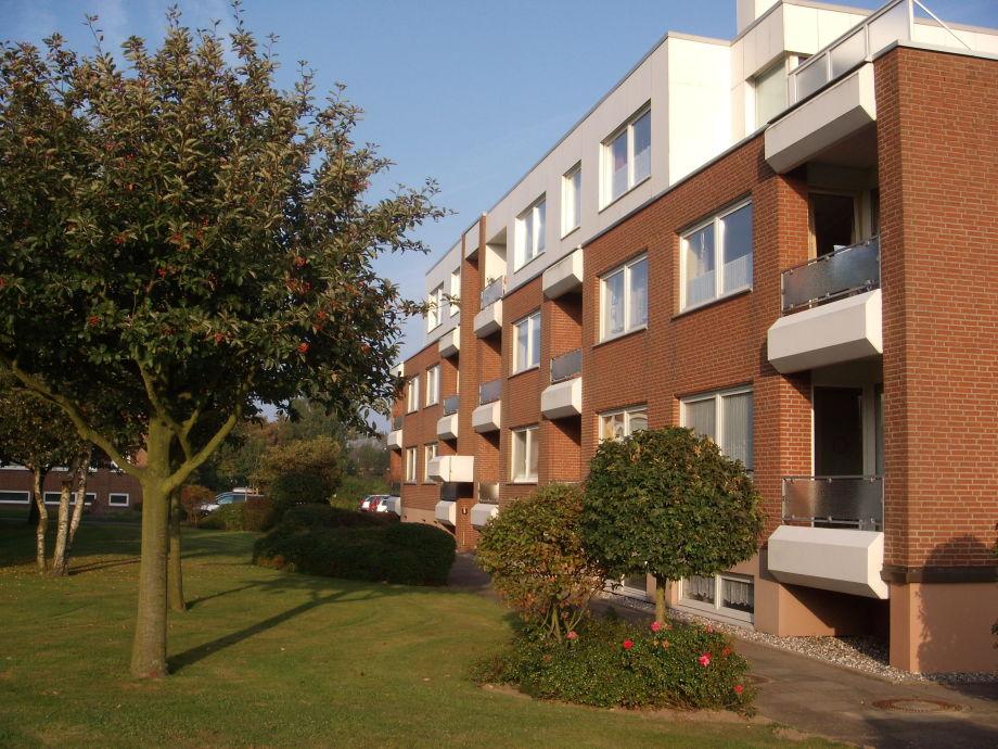 Haus Vogelsand in Cuxhaven Duhnen