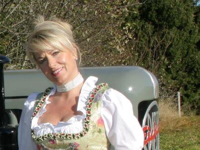 Ihr Gastgeber Antonia Kögl