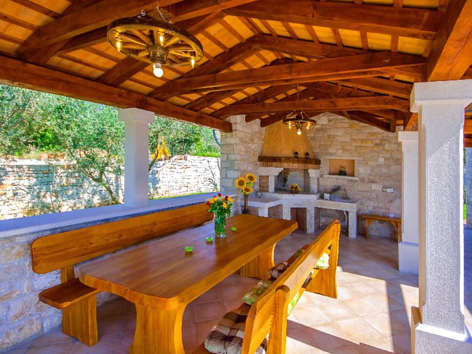 villa mara istrien sv lovrec firma istria home d o o. Black Bedroom Furniture Sets. Home Design Ideas