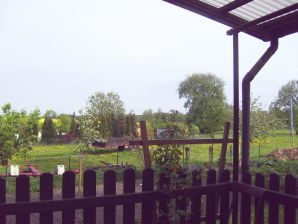 Ferienhaus auf dem Hobbybauernhof Taborowski im Karthanetal