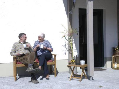 Ihr Gastgeber Klaus-Dieter und Rita Schröder